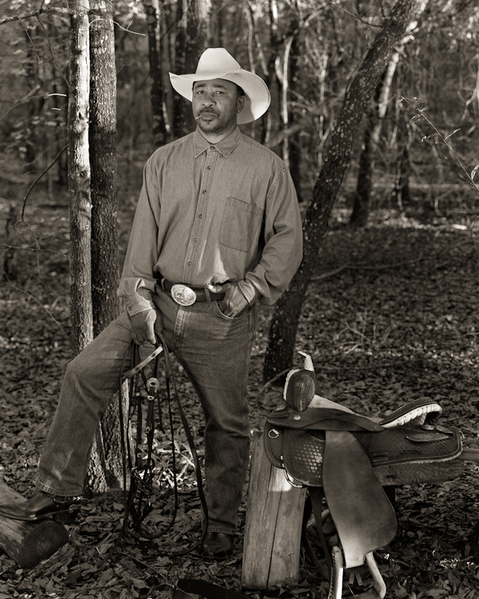 Cowboy with Tack, Rembert, SC