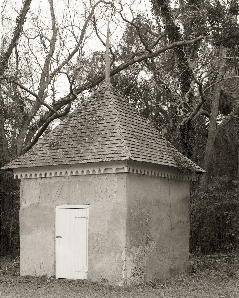 Gardners Shed, Bleak Hall Plantation, Edisto Island, SC