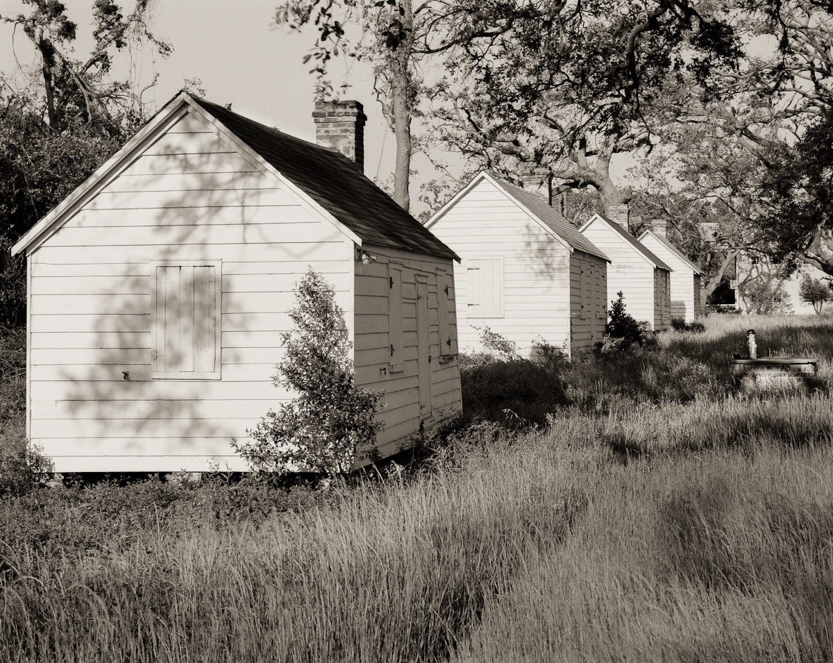 Slave Cabins, McLeod Plantation, James Island, SC