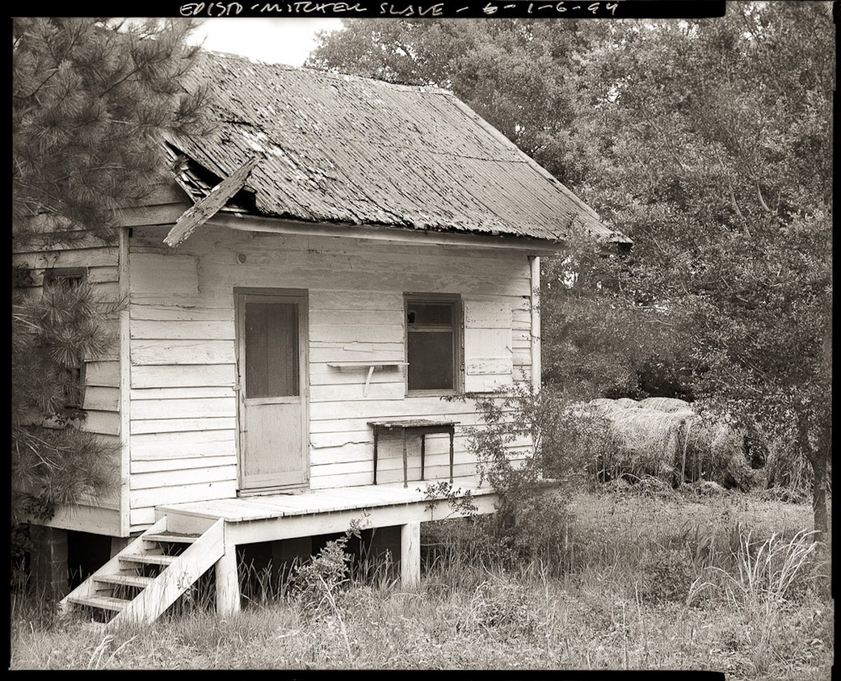 Field Workers' Cabin, Point of Pines Plantation,Edisto Island, SC